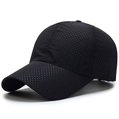 TACVASEN Baseball Cap Men Army Hat Women Quick Dry Outdoor Sports Hat with  Adjustable Buckle. 93f59bb71