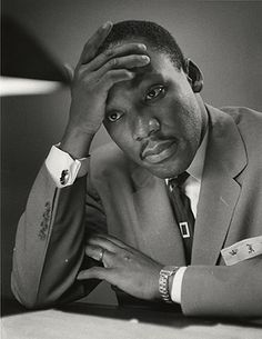I'd love to show kids this picture of Dr. Martin Luther King!! He looks thoughtful, calm, frustrated and strong all at once!! In most photos he looks so poised that it doesnt look like he is struggling.