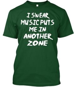 "MUSIC ZONE T-SHIRT [LIMITED EDITION]** NOT AVAILABLE IN STORES ***HOW TO ORDER:>1. Select style and color 2. Click ""Buy it Now"" 3. Select size and quantity 4. Enter shipping and billing information 5. Done! Simple as that!  TIP: SHARE it with your friends, Buy 2 or more to save ON shipping.  Need Help Ordering? Europe: support.eu@teespring.com"