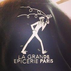 #JPLVMH #LaGrandeEpicerie #Paris Photo by les_journees_particulieres