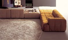 Smink Incorporated | Products | Sofas | Arflex | Strips Sofa