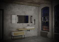 Impressie Collectie / ICHOICE Exclusieve en industriële badkamermeubels