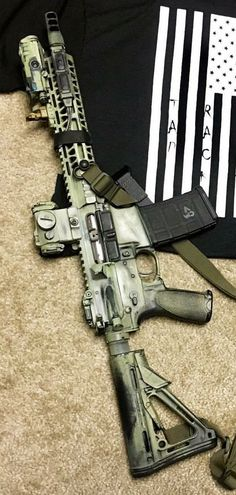 Complete Armalite AR-15 Semi Automatic Assault Rifle Buyer's Guide
