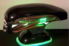 Alien head case mod