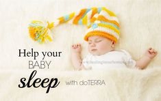 Help your baby sleep with essential oils with doTERRA. It can be so easy to help your baby sleep with essential oils. Find out more here to catch some Zz's!