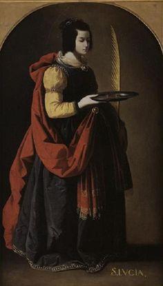 13 décembre. Sainte Lucie de Syracuse, vierge et martyre. 303. : Vie des Saints
