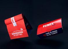 Ознакомьтесь с этим проектом @Behance: «Yumee | Brand + packaging refresh» https://www.behance.net/gallery/65692711/Yumee-Brand-packaging-refresh