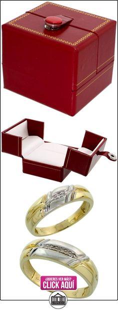 Revoni - Alianza de oro amarillo  ✿ Joyas para hombres especiales - lujo ✿ ▬► Ver oferta: https://comprar.io/goto/B005M2V4TW