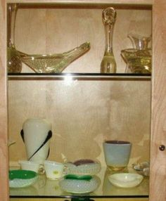 Photo of Erickson items