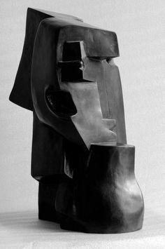 Otto Gutfreund - Tête de Femme 1919