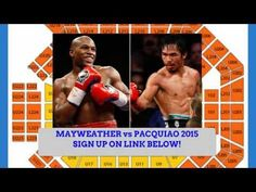How to order Manny Pacquiao vs Floyd Mayweather Tickets 2015