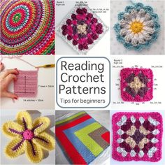 The first step to making a crochet project is learning to read a crochet pattern. We're here to walk you through all the confusion terms, abbreviations and special stitches.