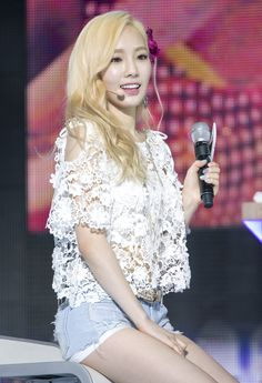 ❤ SNSD ❤ Kim TaeYeon ♡ 김태연 ♡ : @ Banyan Tree Party