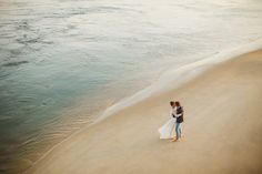 Beach Wedding Photos That'll Convince You to Tie the Knot Seaside | Brides