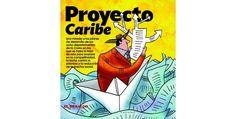 Portada segunda edición de Proyecto Caribe. Colombia