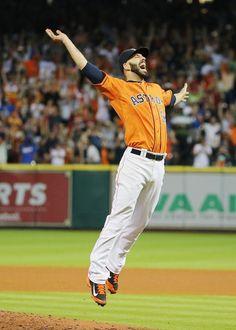 Mike Fiers, Houston Astros