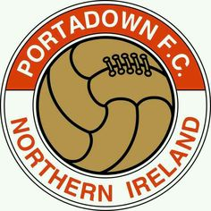 Portadown of Northern Ireland crest.