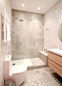 30 ideas para combinar tus muebles de baño de estilo actual · 30 ideas to combine your bathroom furniture Bathroom Toilets, Bathroom Renos, Laundry In Bathroom, Bathroom Ideas, Laundry Rooms, Bathroom Designs, Bathroom Remodeling, Bathroom Furniture, Small Bathroom Layout