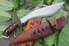 13 Inch EGKH Custom Survival Kukri - EGKH New Release 2013 Kukri - CATEGORIES