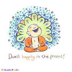 Buddha Doodles : Photo