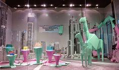 www.retailstorewindows.com: Galeries Lafayette, Dubai