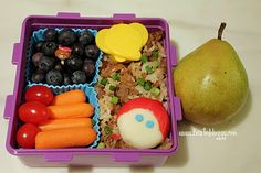 Bentobloggy.com - cute and healthy lunches!
