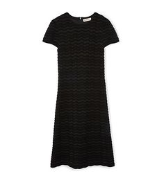 LUREX FITTED DRESS
