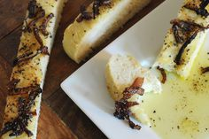 Simply Gourmet: 154. Caramelized Onion and Garlic Focaccia Bread