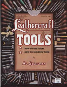 Leathercraft Tools Book - Leather Crafting Supplies