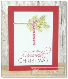 Sweet Christmas kth by kthaman PTI Peaceful Pinecones