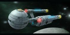 Star Trek Deadalus Class by AdamKop on deviantART