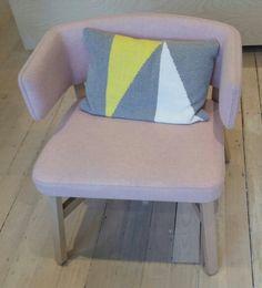 Croissant Lounge Chair