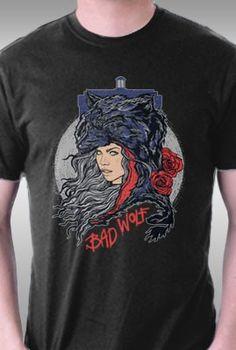 Bad Wolf Skinned