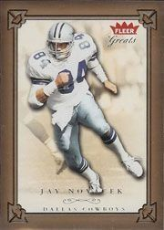 2004 Greats of the Game #28 Jay Novacek by Greats of the Game. $0.38