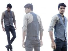 That's a great vest. Love the tailoring through the back. Gives plenty of room for movement. Manly