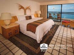 EL MEJOR HOTEL DE PUERTO VALLARTA. En Best Western Plus Suites Puerto Vallarta, nuestras habitaciones le ofrecen una increíble vista hacia el azul perfecto del mar, mientras disfruta de un merecido descanso en nuestras confortables instalaciones. Le invitamos a pasar la mejor estancia, durante su visita a estas maravillosas playas. #bestwesternenpuertovallarta