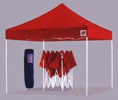 EZ Up Canopy Tent Eclipse II Steel Frame 10 X10 & ES100S value Pak 10u0027 x 10u0027 Canopy Tent Shelter; White   Ez Up ...