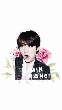 BTS / Yoongi / Wallpaper ©btslocks_