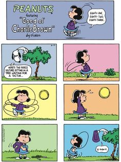 Peanuts Comic Strip, June 19, 2016     on GoComics.com