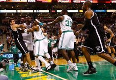 NBA: #Celtics - #Nets