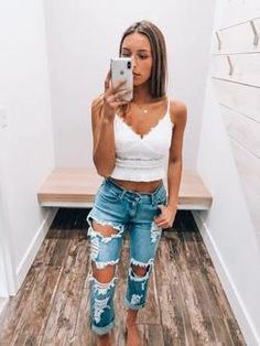 Cute Teen Outfits, Teenage Girl Outfits, Cute Comfy Outfits, Teen Fashion Outfits, Cute Clothes For Girls, Teen Girl Clothes, Outfits For Girls, Cute Highschool Outfits, Trendy Teen Fashion