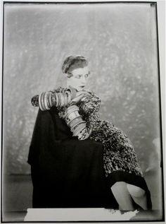 Nancy Cunard by Man Ray