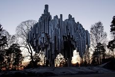 Celebrate Sibelius in New York / Sibelius monument