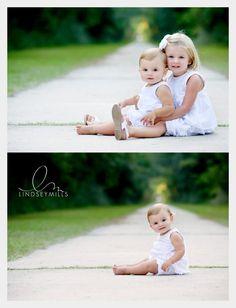 siblings- I like this angle