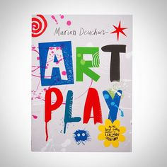 My new book ART PLAY is now out in all good book shops. The most accessible of all my books so far! #artplay @laurencekingpub #art #drawing #childrensbooks #kids #playful