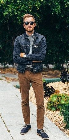 Mens Fashion Rugged – The World of Mens Fashion Outfit Jeans, Jean Jacket Outfits, Denim Jacket Men, Mode Masculine, Denim Casual, Denim Look, Blue Denim, Fashion Tips For Girls, Ladies Fashion