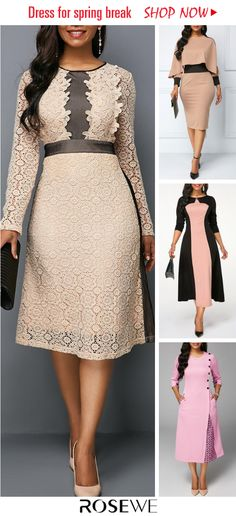 Upgrade your wardrobe and try new styles this year Fall Dresses, Cute Dresses, Beautiful Dresses, Fall Outfits, Casual Dresses, Outfits Domingo, Girl Fashion, Fashion Outfits, Fashion Design