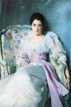 Lady Agnew of Lochnaw, by John Singer Sargent