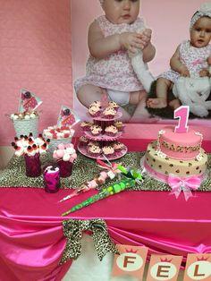 La mesa dulce de Martina.Somnis de Sucre