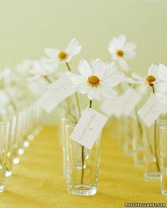 un giorno di festa: non solo wedding: Escort cards e tableau marriage